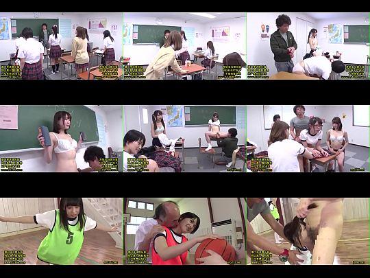 เด็กนักเรียนสาวญี่ปุ่นสุดน่ารักโดนคุณครูหื่นหยุดเวลาแล้วจับเธอเย็ดอย่างมันส์