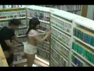 ในร้านหนังสือก็ไม่เว้น แตกในอย่างเดียวสิ แคม