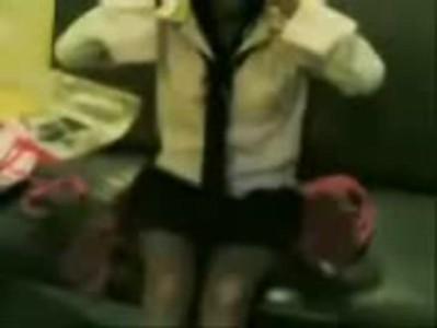 หลุดสาวพานิชนมสวยโตโดนกิ๊กช่างกลจับฟันหีคาหอพักแล้วถ่ายคลิปเสียวไว้ประจาน ท่าหมา